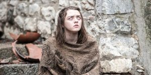 Arya, Game of Thrones, saison 6