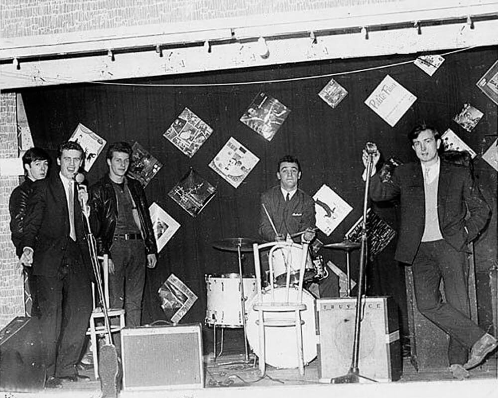 Beatles, concert, 18 personnes, archives