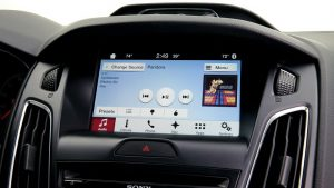Sync 3, Ford, Android Auto