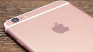 iPhone 7s, recharge sans-fil