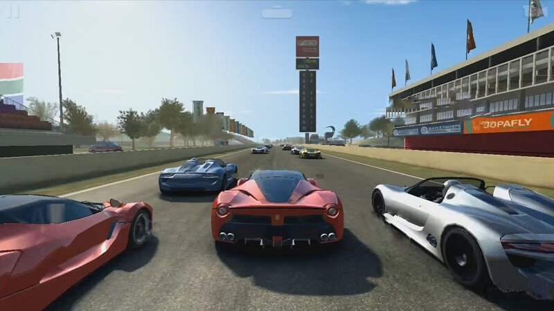Real Racing 3, Apple TV 4