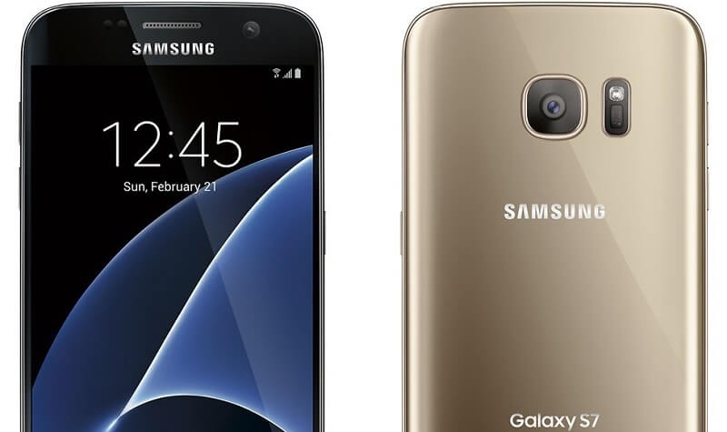 Samsung Galaxy S7, photos officielles