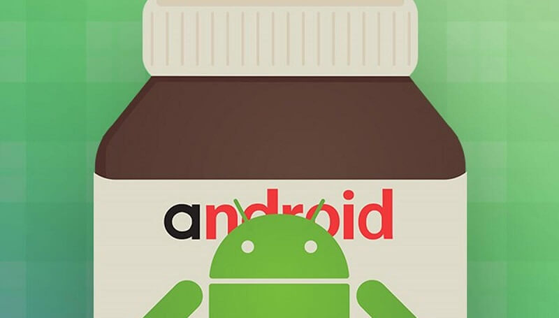 Android 7.0 Nutella