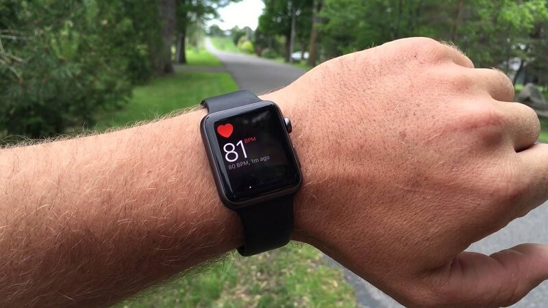 Apple Watch, brevet, secours