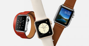 Apple Watch, ventes 2016, IDC