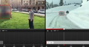 Blurring Tool, YouTube, outil de floutage