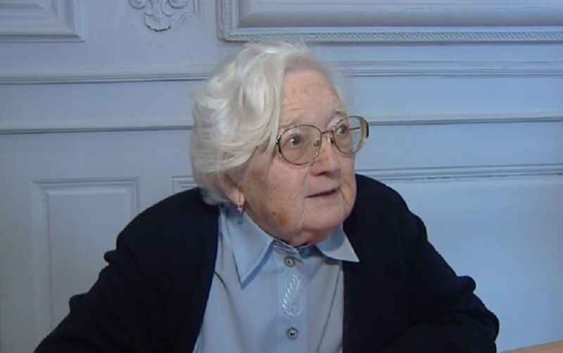 Colette, these, 91 ans