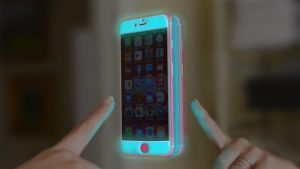 Glow Gel Combo, coque iPhone, phosphorescent