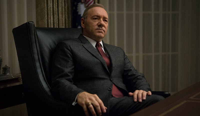 House of Cards, Saison 4, Netflix, Kevin Spacey
