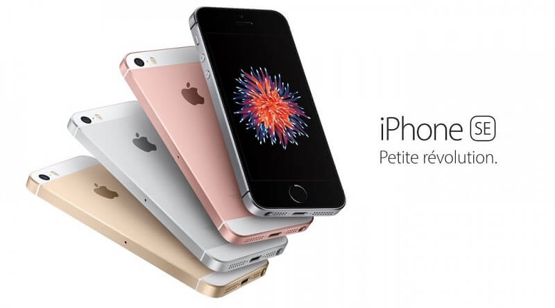 iPhone SE 16 Go et 64 Go