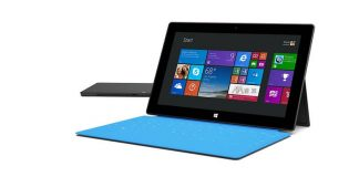 Microsoft, gamme, Surface