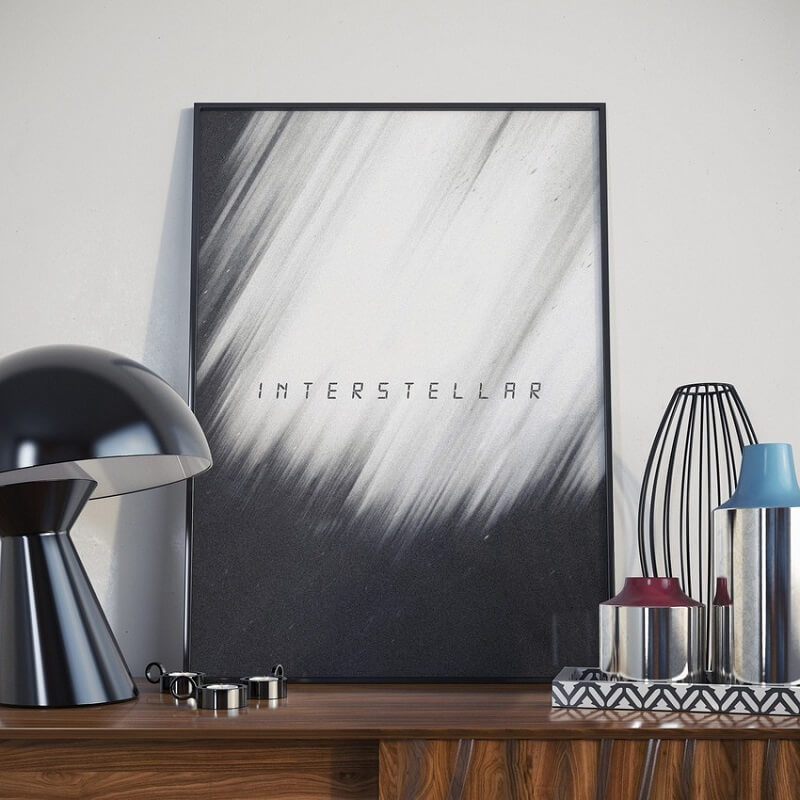 Interstellar, Peter Majarich, affiche de film