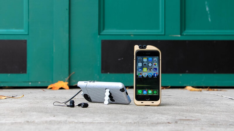 Turtlecell, coque pour iPhone