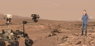 NASA, Hololens, Destination: Mars