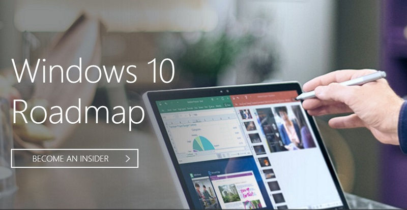 Windows 10 Roadmap