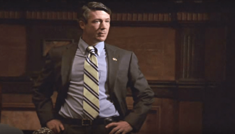 Aidan Gillen, The Wire