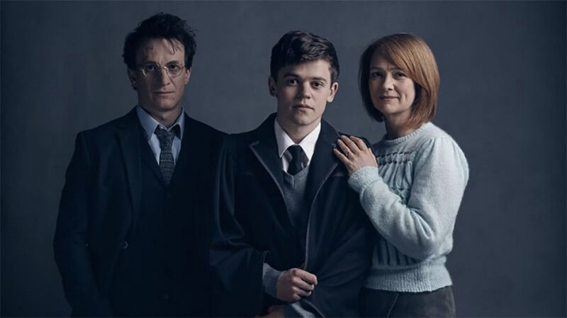 Casting de Harry Potter et l'enfant maudit