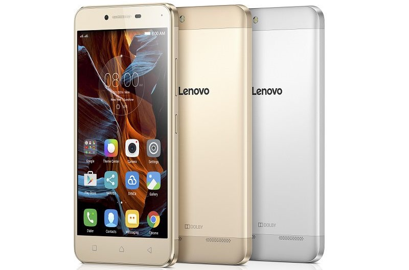 Lenovo K5 officiel en France