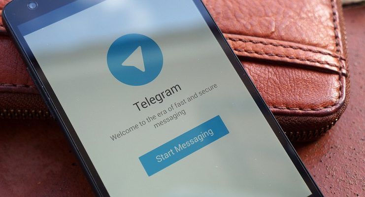 Telegram, application de messagerie concurrent de Whatsapp