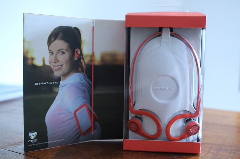 Packaging du Backbeat Fit