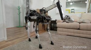 Boston Dynamics, SpotMini