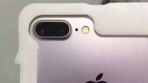 iPhone 7, des photos fuitent sur internet