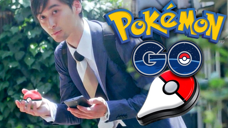 Pokémon Go sur iOS/iPhone