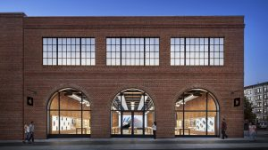 Apple Store Williamsburg