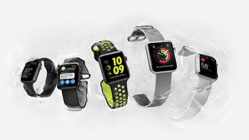 Apple Watch Series 2, bracelets