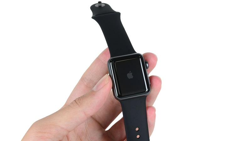 Démontage de l'Apple Watch Series 2