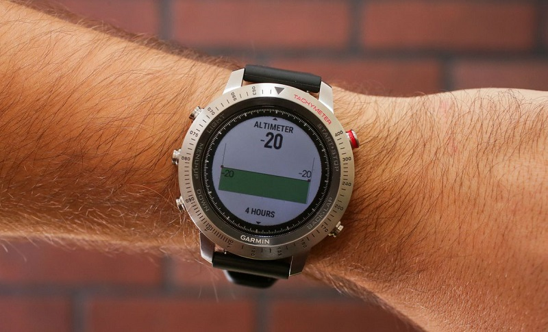 Smartwatch Garmin Fenix Chronos
