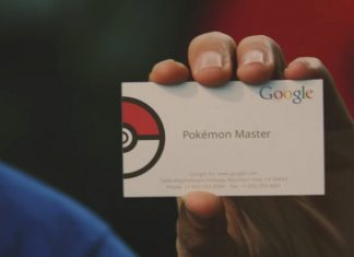 Pokémon Go, poisson d'avril Google