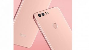 Honor 8 : le coloris Sakura Pink débarque en Europe
