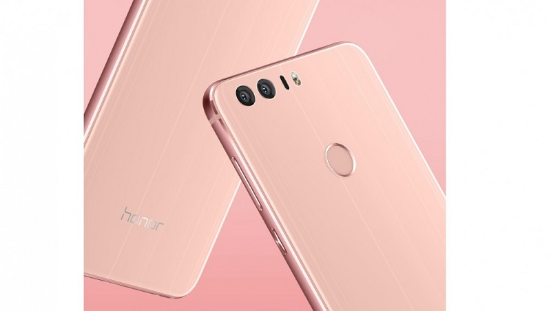 Honor 8 Sakura Pink