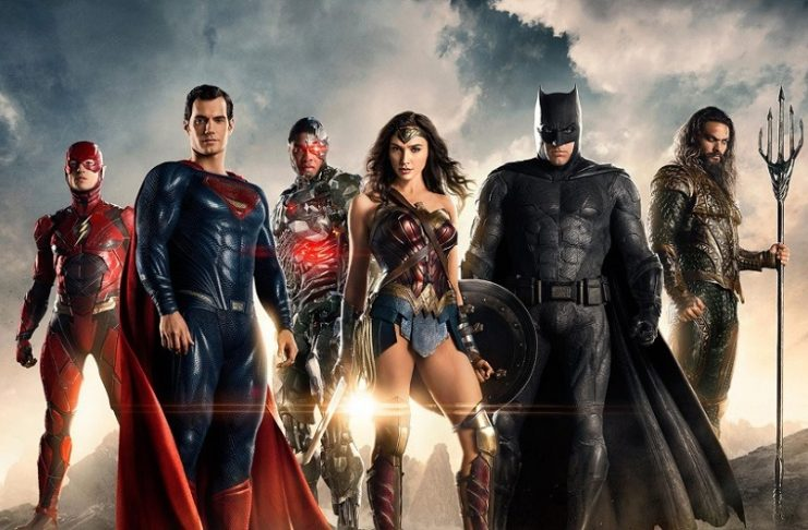 Justice League, films super-héros 2017