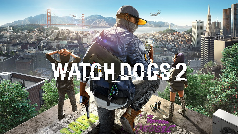 Watch Dogs 2, jeux 2017