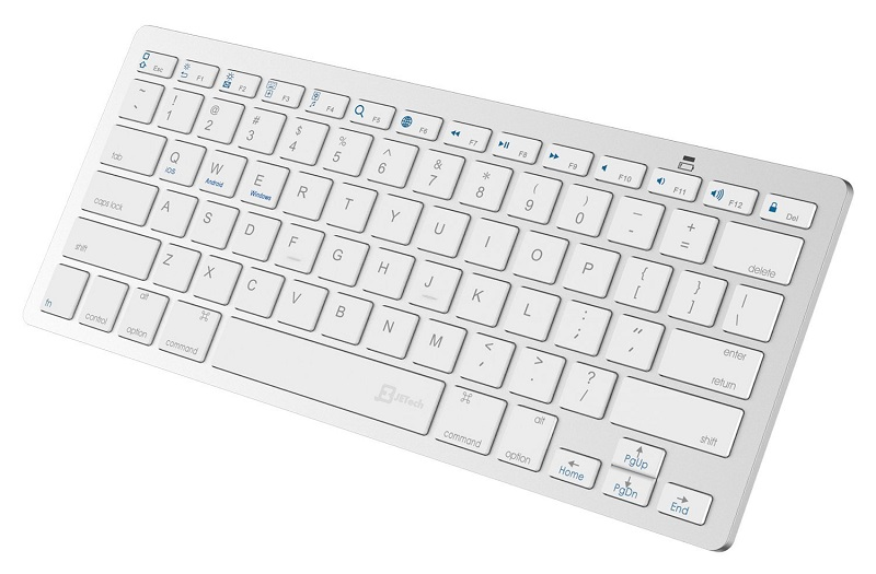 Clavier ultra-slim bluetooth JETech