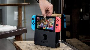 Nintendo Switch, jeux