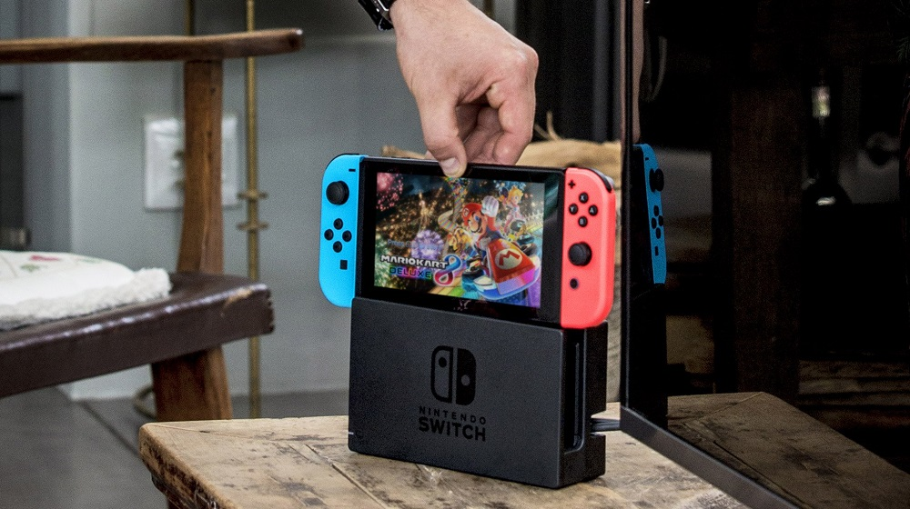 nintendo switch une cascade de jeux disponibles en approche. Black Bedroom Furniture Sets. Home Design Ideas